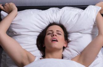 польза оргазма для девушек